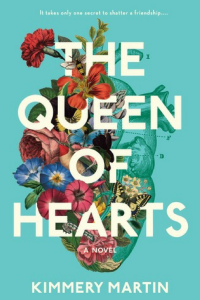The Queen Of Hearts by Kimmery Martin is just a fantastic read -- it is engaging and had me definitely on edge. This book is a MUST LISTEN audiobook.