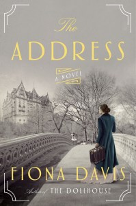 The Address by Fiona Davis is totally compelling. If you are a person who needs to be ENGAGED and not bored while reading, here you go.