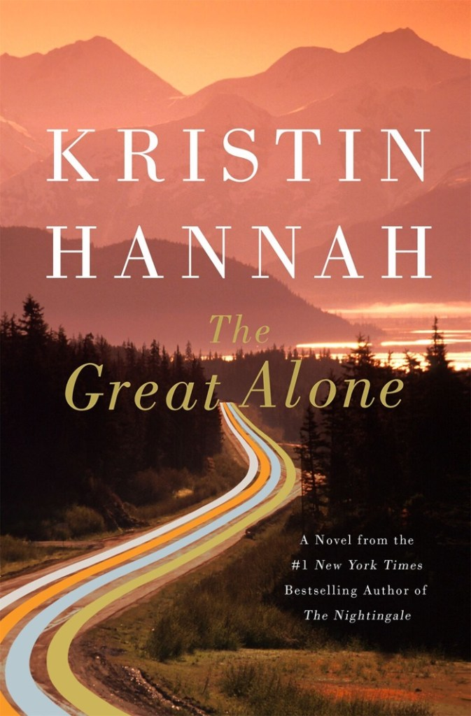 Today we're talking about why THE GREAT ALONE by Kristin Hannah would make great summer reading.