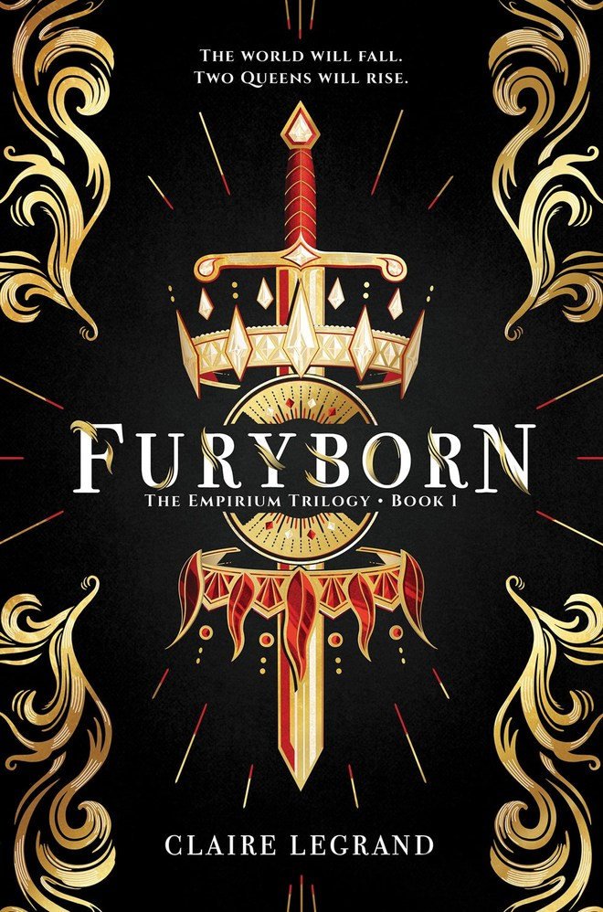 Furyborn by Claire Legrand | Book Review