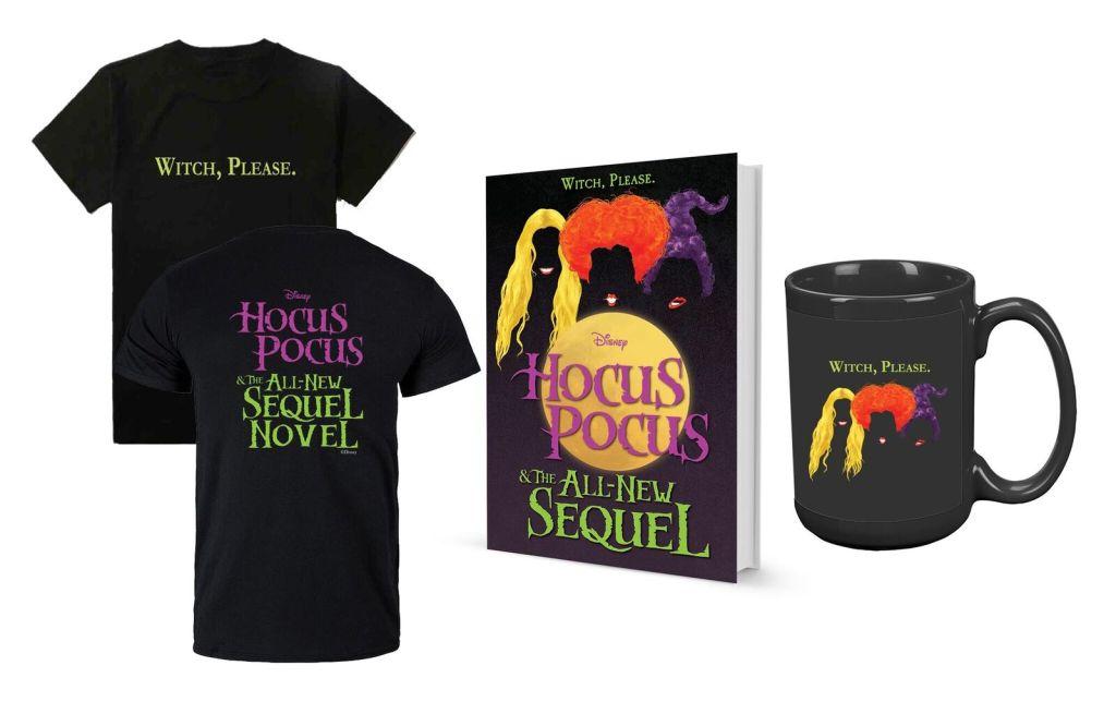 Hocus Pocus Prize Pack