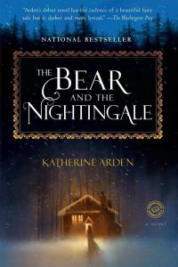 The Bear And The Nightingale by Katherine Arden is basically human catnip to a reader like myself. Click for my review of it and The Girl In The Tower.