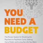 You Need a Budget by Jesse Mecham hit the MUST READ spot for me because I am obsessed with reading personal finance books.