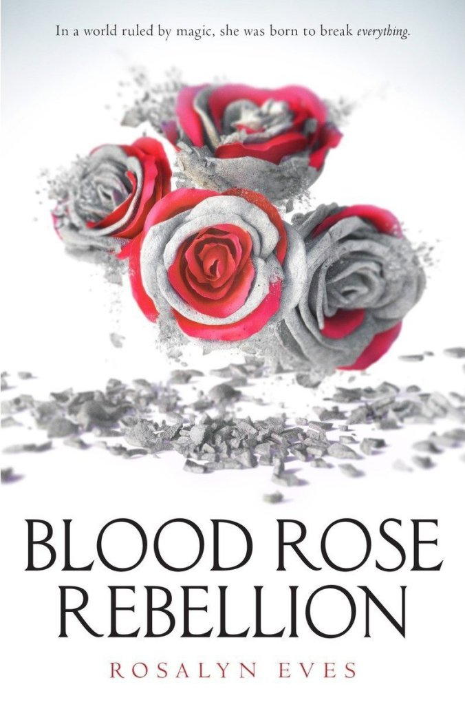 Blood Rose Rebellion by Rosalyn Eves   Audiobook Review