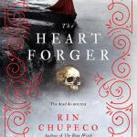 The Heart Forger by Rin Chupeco is the sequel to The Bone Witch, so I basically KNEW that I had to listen to it via audio.