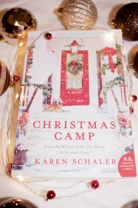 After readingChristmas Camp by Karen Schaler, I 100% want to go to camp based around the theme of Christmas. It's like indulging in a Hallmark Christmas movie, but in book form.