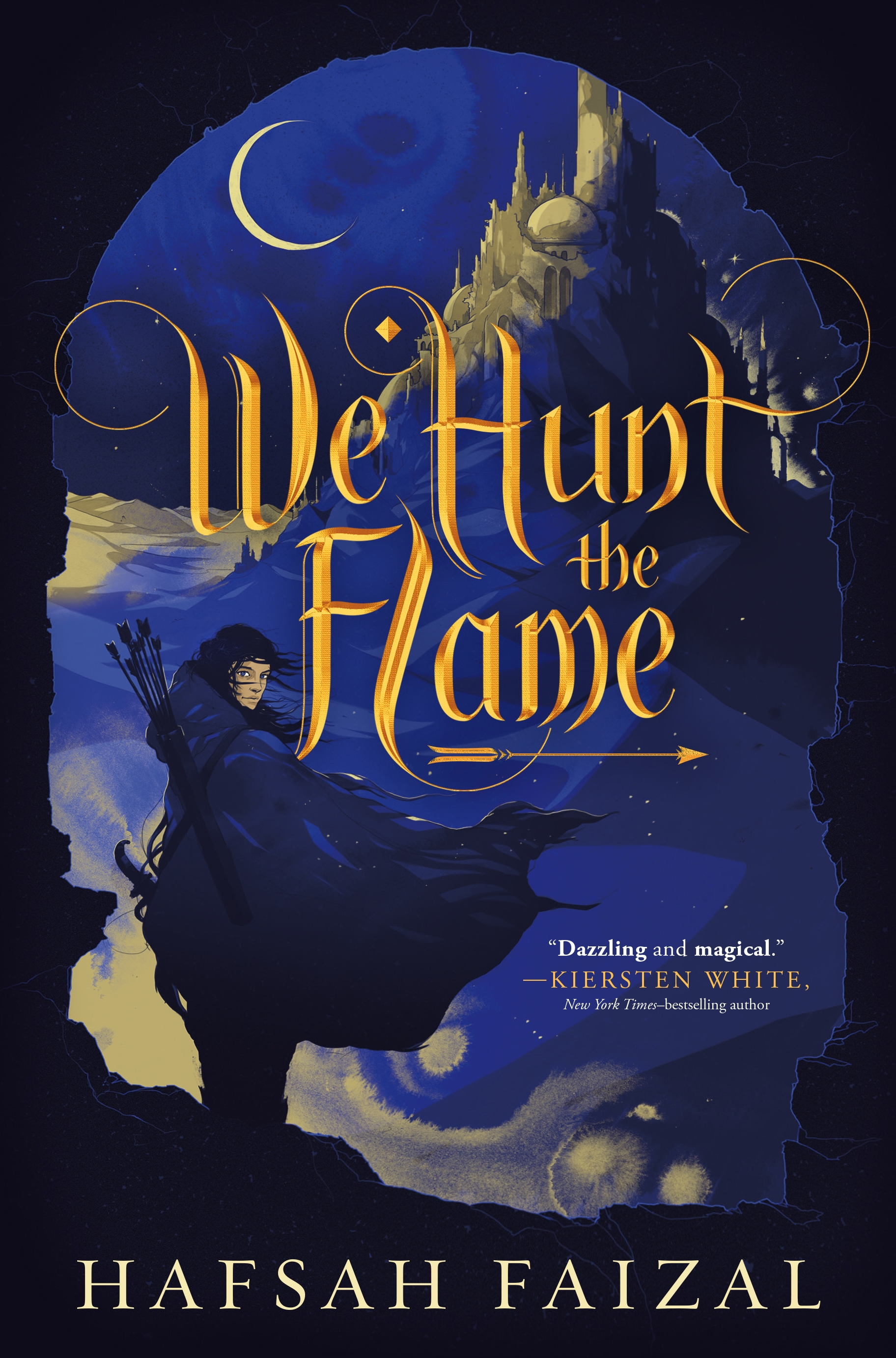 7 Reasons To Read We Hunt The Flame by Hafsah Faizal | Good