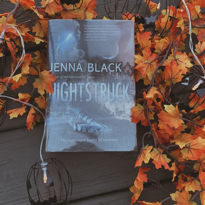 If you need something creepy to get you in the Halloween mood, get your hands on the first of Jenna Black'sNightstruck series - and make it a double feature by grabbing the second book.