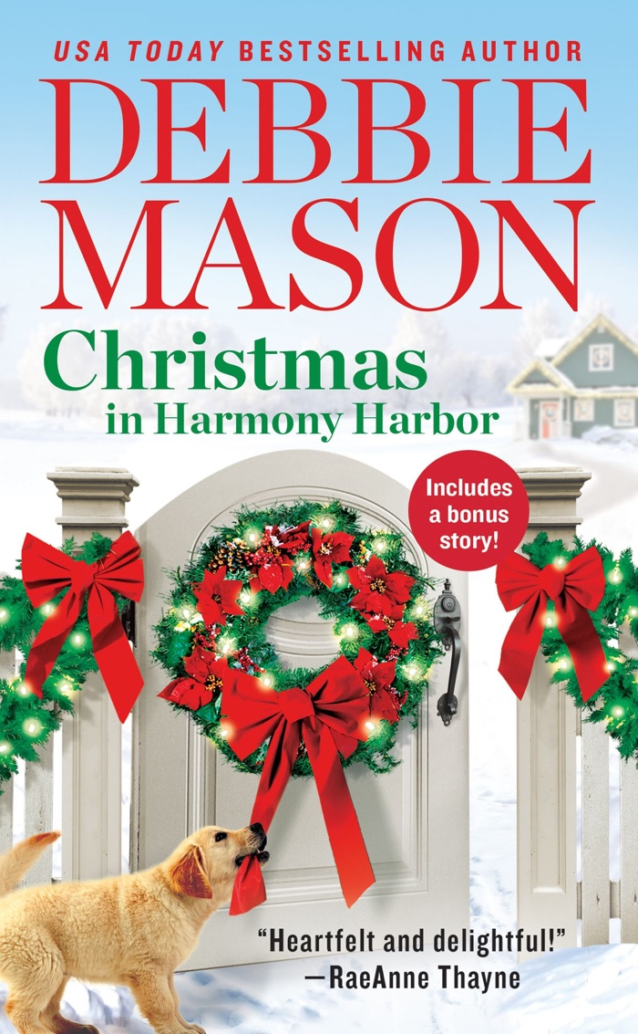 Christmas In Harmony Harbor by Debbie Mason | Book Review