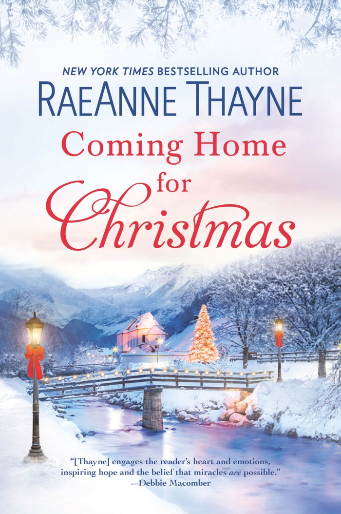 On the whole,Coming Home For Christmas by RaeAnne Thayne is not my favorite entry of the Haven Point series, but I still really enjoyed my time with this book.