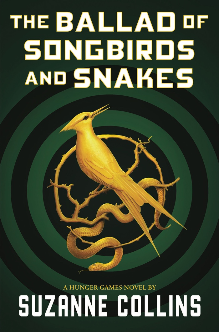 Suzanne Collins'The Ballad Of Songbirds And Snakes follows Coriolanus Snow, who as we all know eventually becomes President Snow.