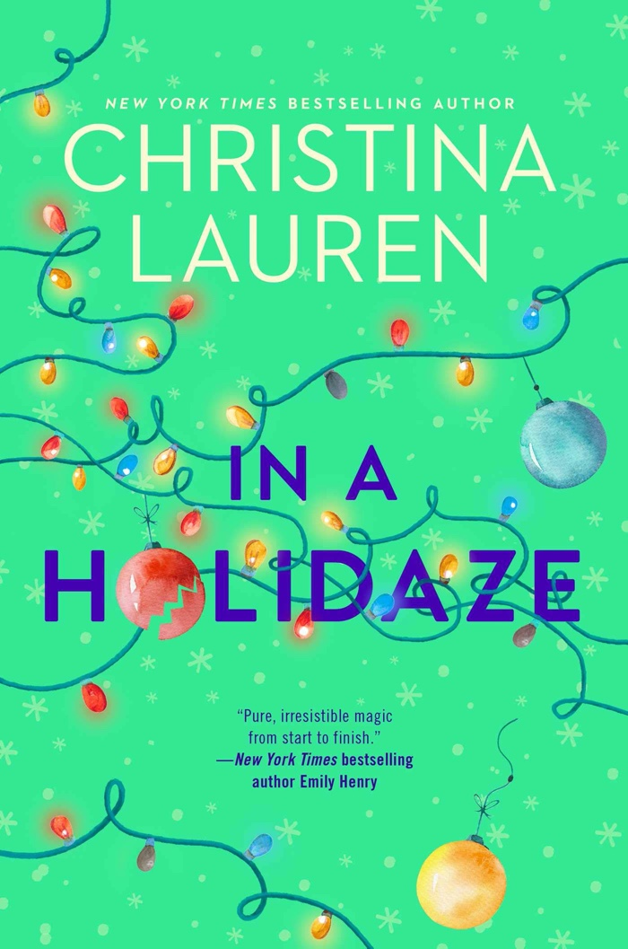 In A Holidaze by Christina Lauren | Book Review