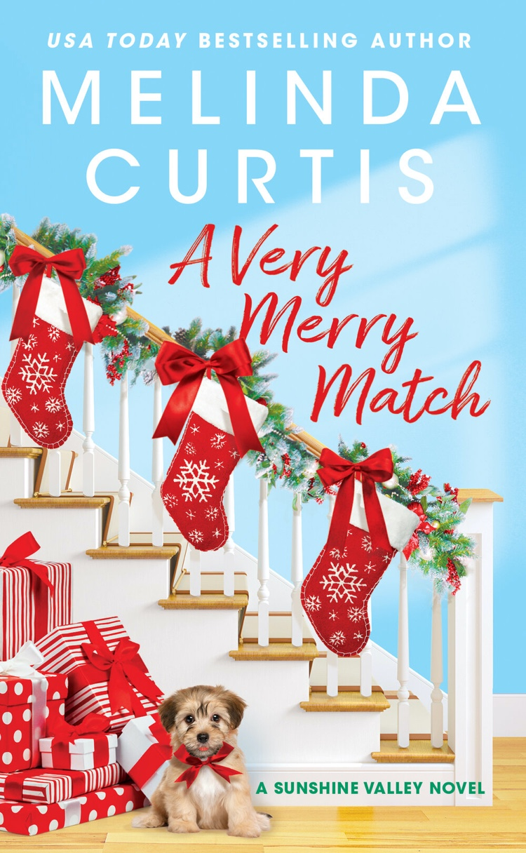 A Very Merry Match by Melinda Curtis | Book Review