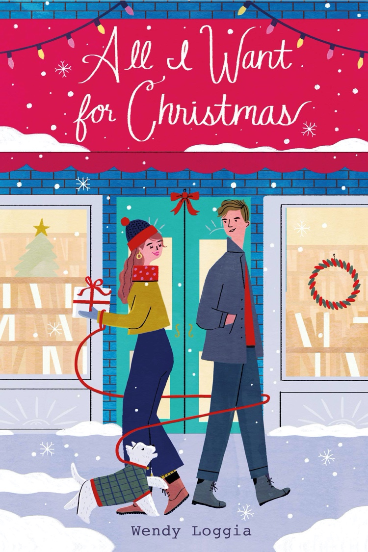 All I Want For Christmas by Wendy Loggia | Book Review