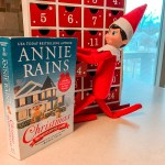 Christmas On Mistletoe Lane by Annie Rains is the first of the Sweetwater Springs series and moves at the perfect clip.