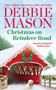 Christmas On Reindeer Road by Debbie Mason uplifted my spirits and put me in such a good holiday mood. I loved it.