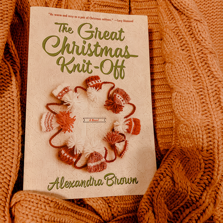 The Great Christmas Knit-Off by Alexandra Brown | Book Review