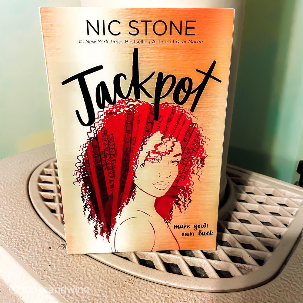 Jackpot by Nic Stone | Book Review