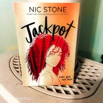 Nic Stone's Jackpot is a book you need to add to your TBR immediately. It's got a wholly unique plot. The characters are raw and real.