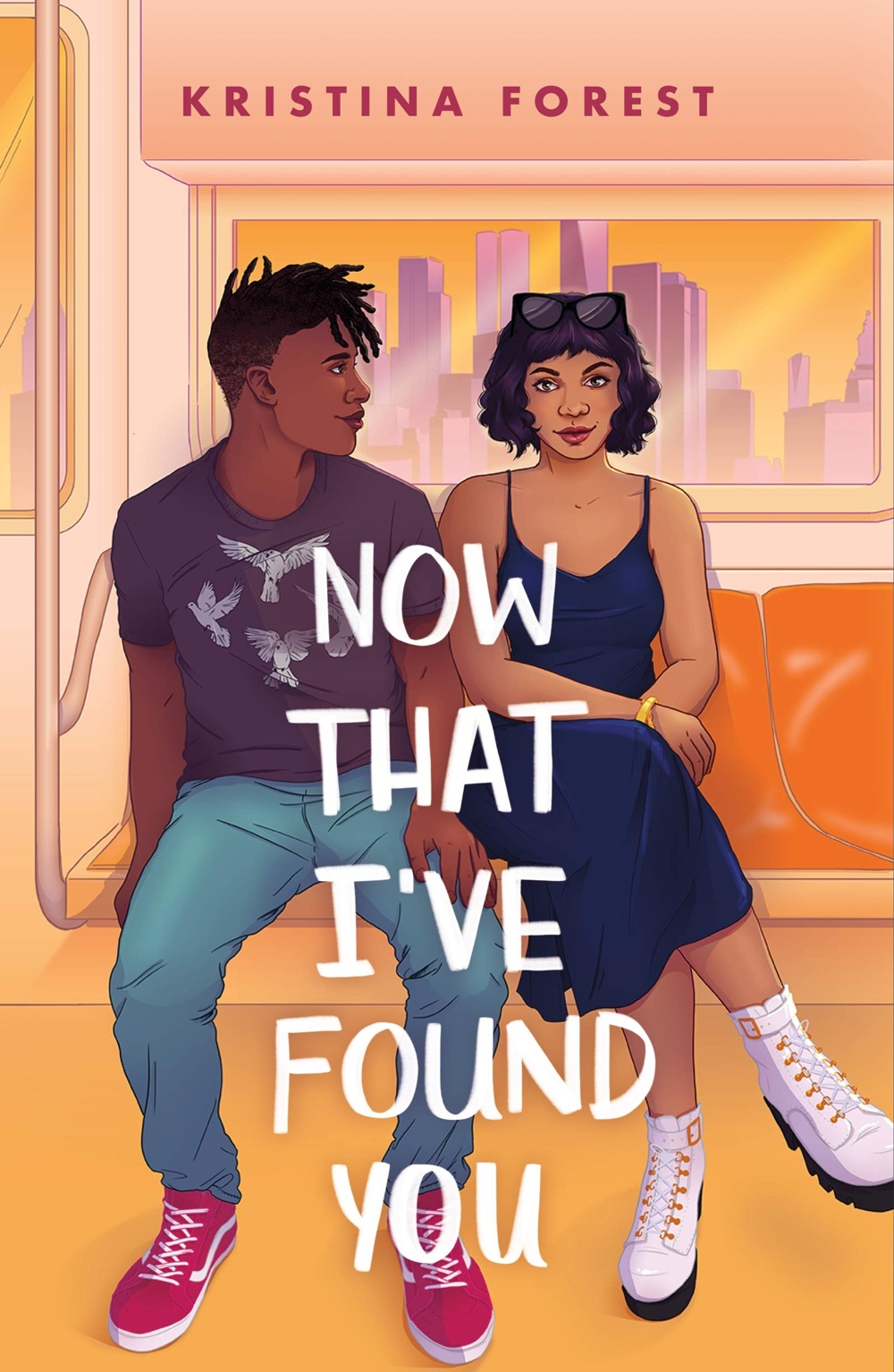 Now That I've Found You by Kristina Forest | Audiobook Review