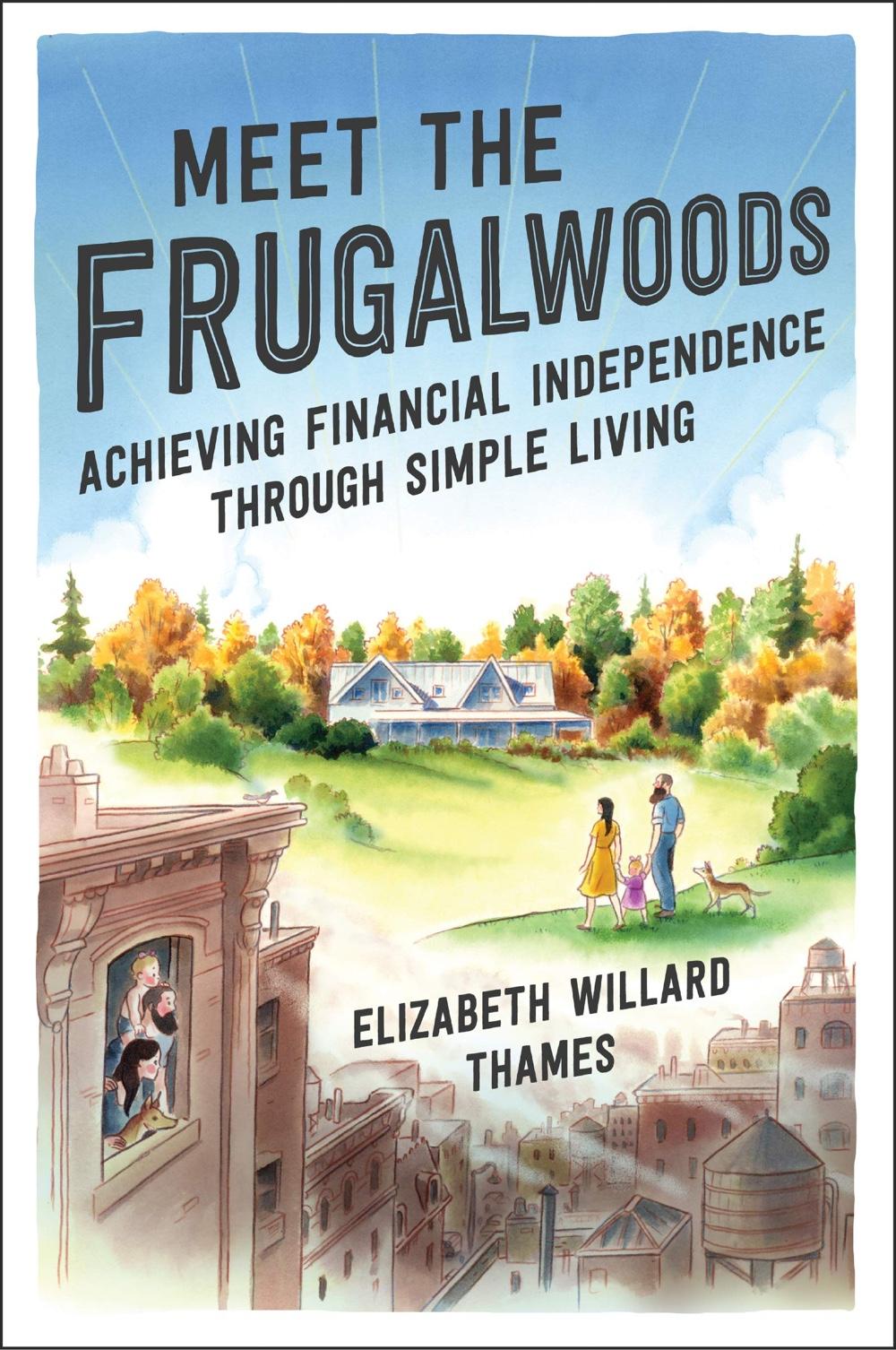 Meet The Frugalwoods by Elizabeth Willard Thames | Audiobook Review