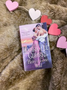 I randomly pickedHeiress Gone Wild by Laura Lee Guhrke off my TBR cart and decided to give it a listen after seeing the audiobook on Hoopla.
