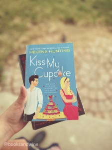 Kiss My Cupcake was a book I could have read in a single sitting if I did not have a number of different responsibilities to fulfill.