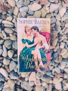 As forThe Infamous Duchess, I really enjoyed this audiobook. Viola is just such a wonderful character and I could relate to her insecurities.