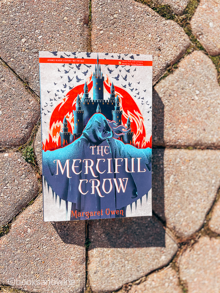 The Merciful Crow by Margaret Owen | Book Review