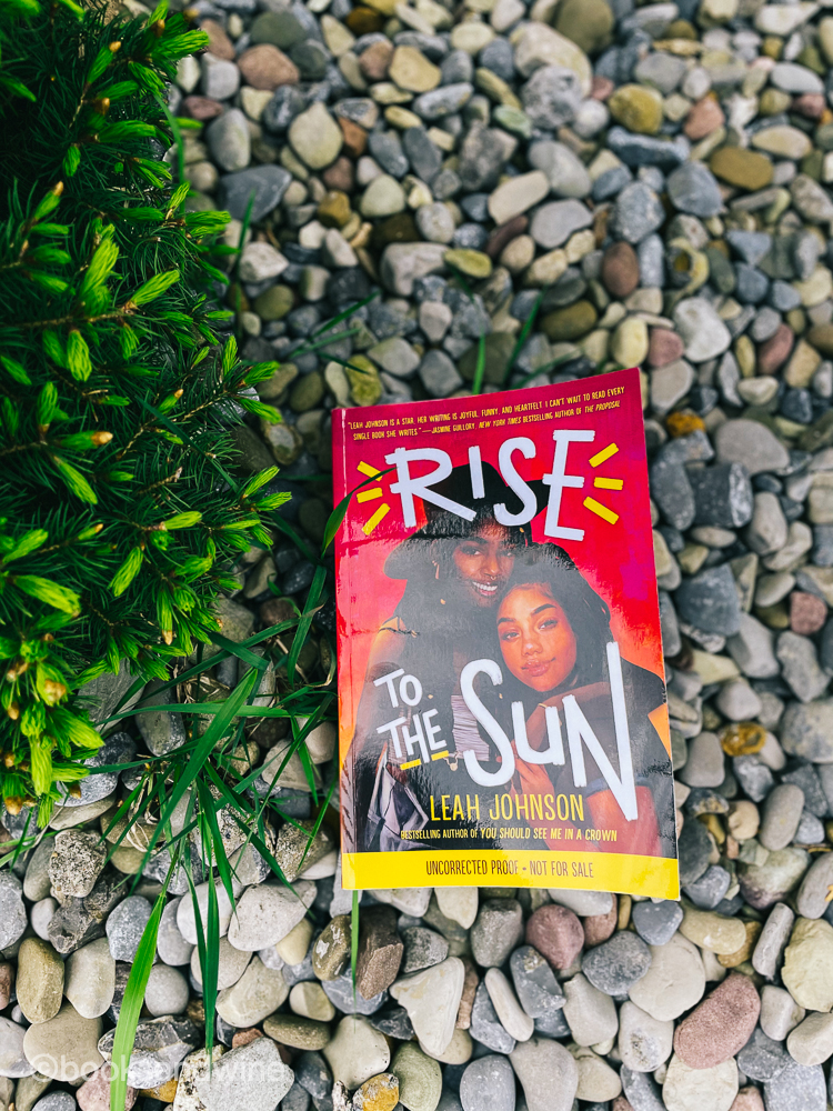 Rise To The Sun by Leah Johnson | Book Review