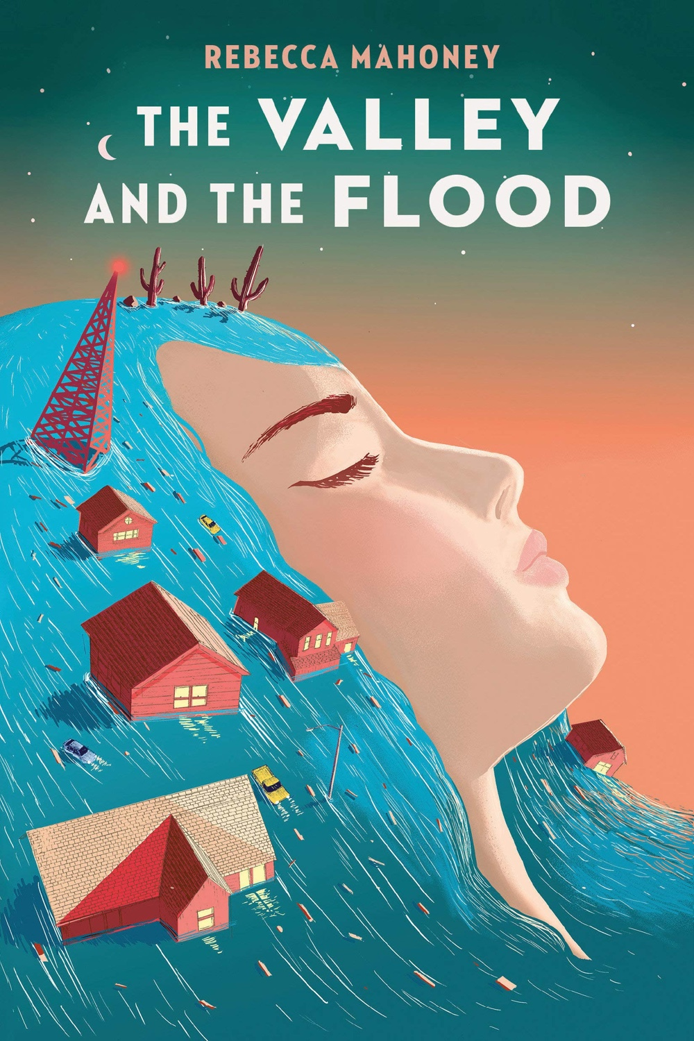 The Valley And The Flood by Rebecca Mahoney | Audiobook Review