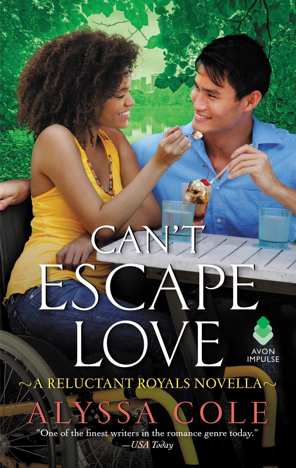 Once Ghosted, Twice Shy & Can't Escape Love by Alyssa Cole | Review