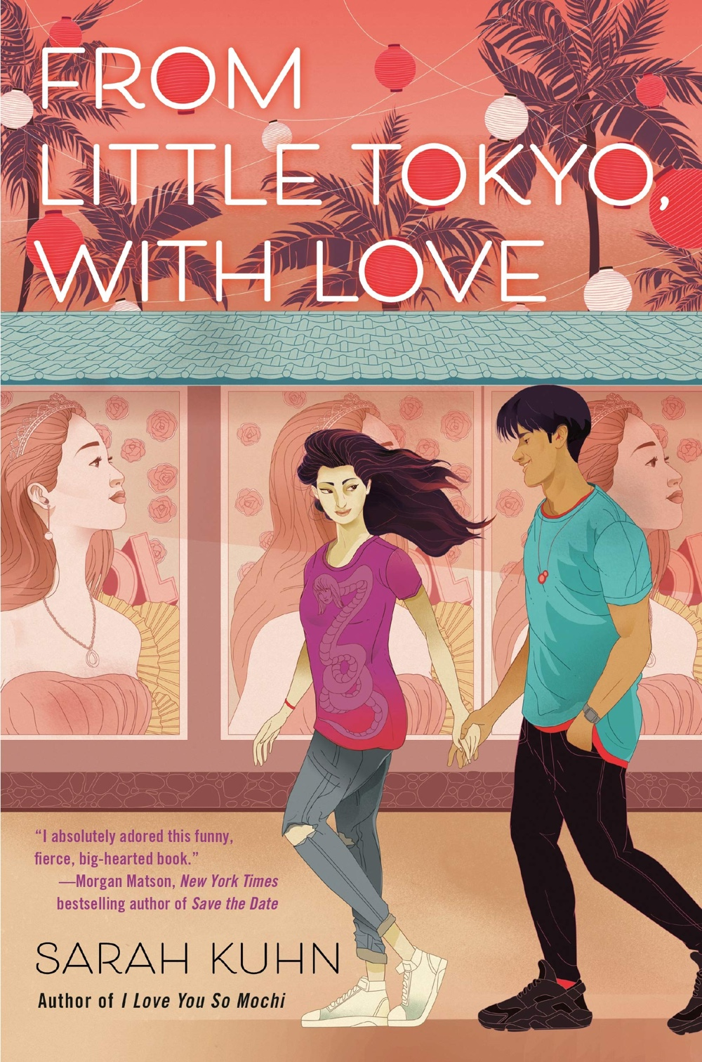 From Little Tokyo, with Love by Sarah Kuhn   Audiobook Review