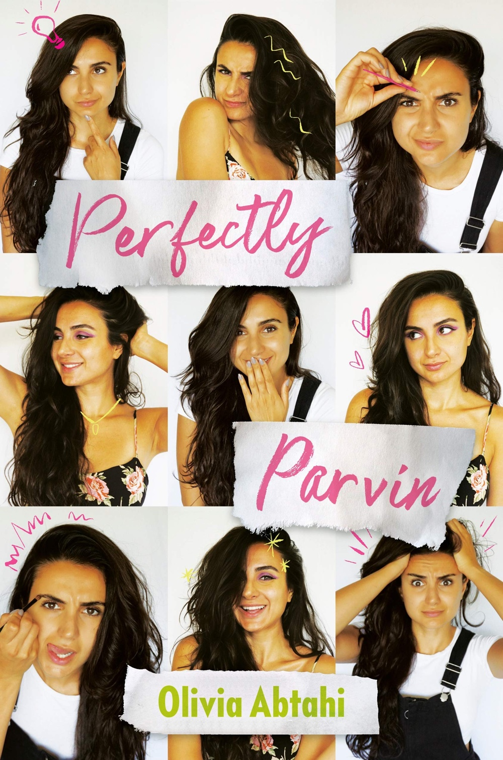 Perfectly Parvin by Olivia Abtahi   Audiobook Review