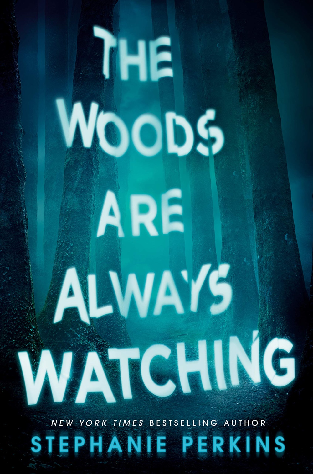 The Woods Are Always Watching by Stephanie Perkins   Audiobook Review