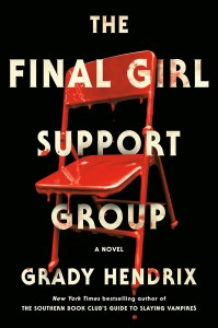 The Final Girl Support Group by Grady Hendrix really hit on my need for a seasonal read though some parts were pretty gory and kind of scary.