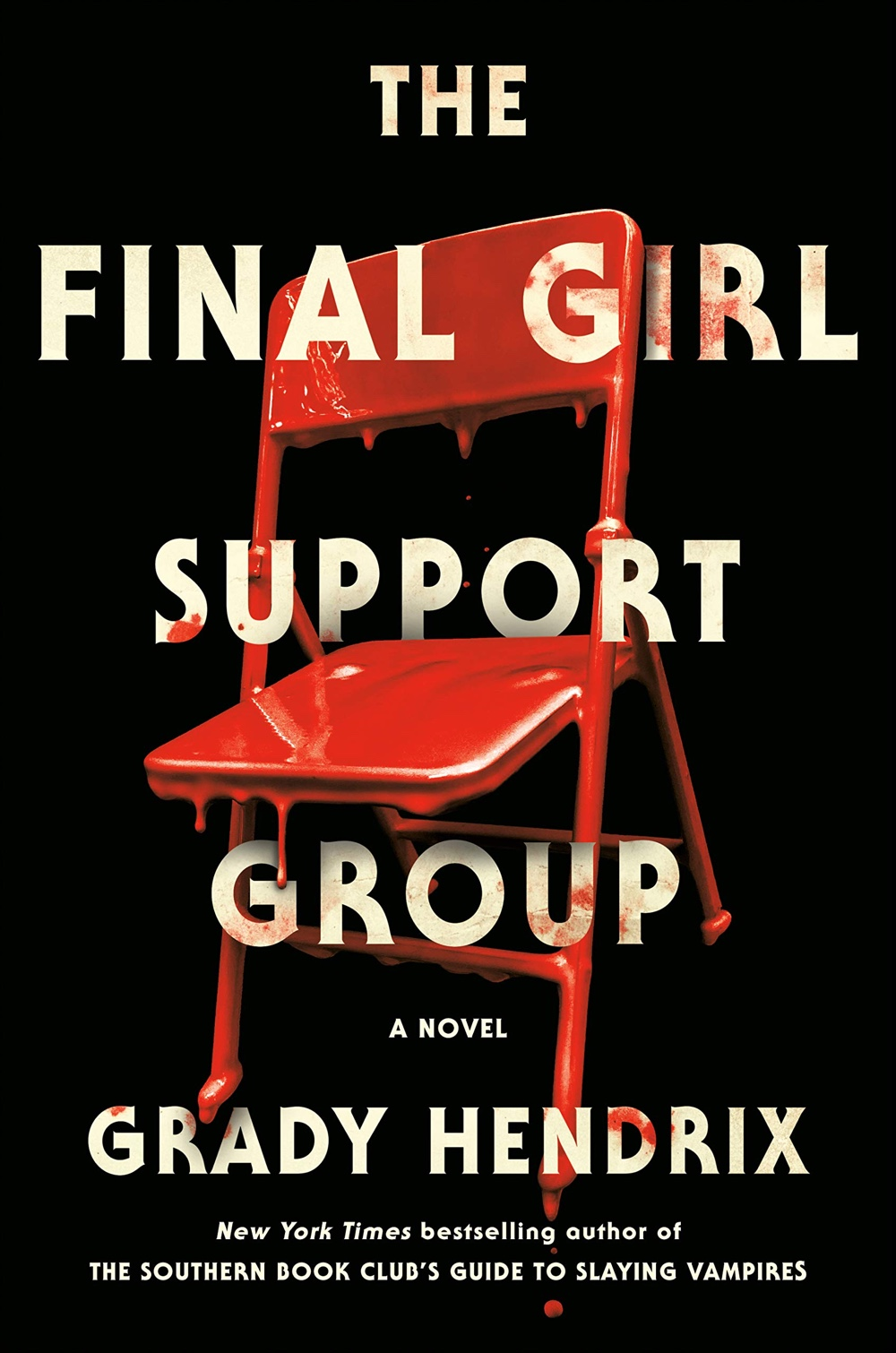 The Final Girl Support Group by Grady Hendrix   Audiobook Review