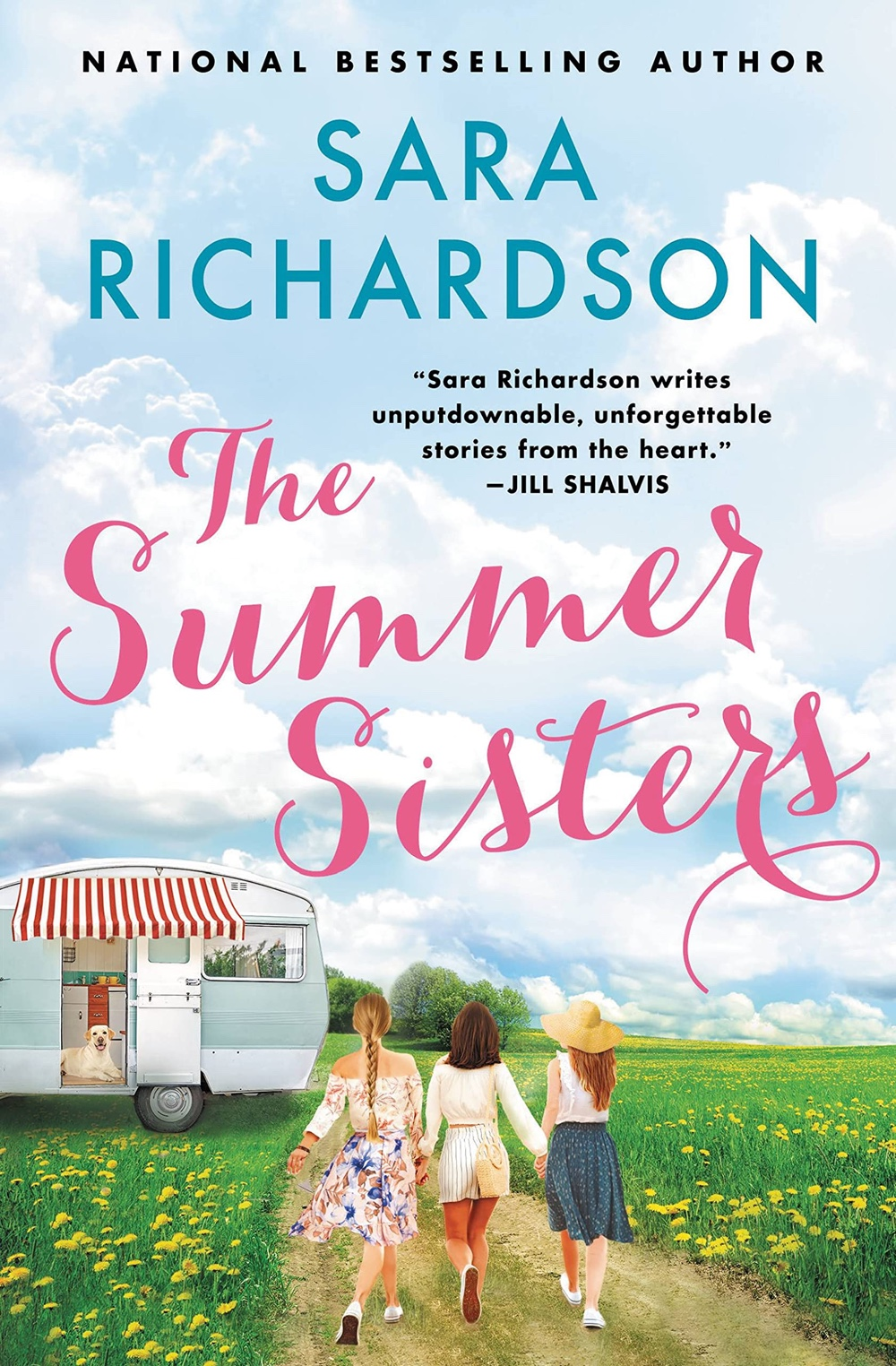 The Summer Sisters by Sara Richardson   Book Review