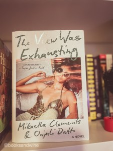 """Whitman """"Winn"""" Tagore is the star of The View Was Exhausting. This book follows her as she deals with a blow to her reputation."""