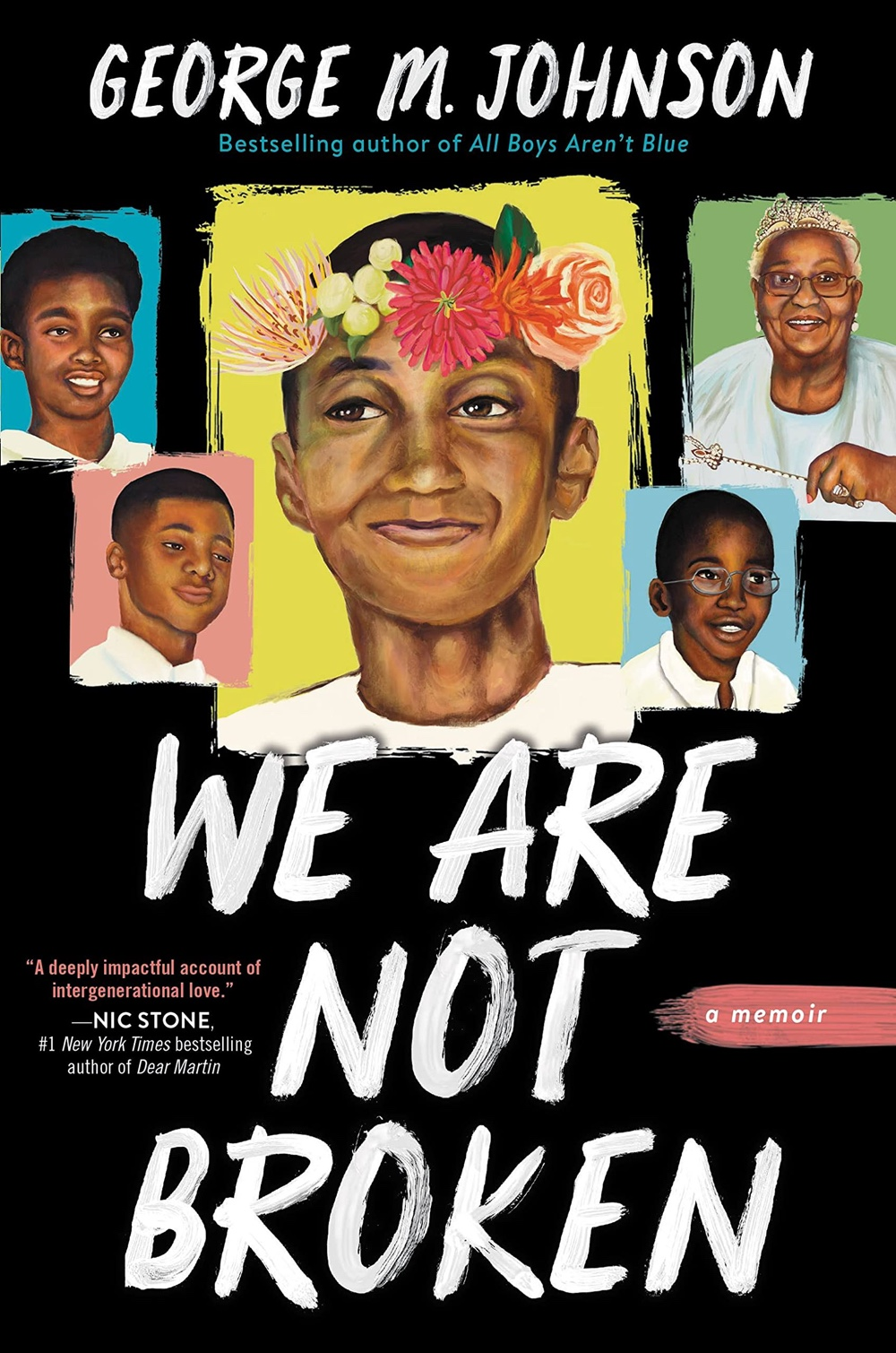 We Are Not Broken by George M. Johnson | Audiobook Review