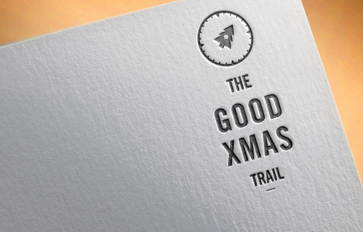 The Good Xmas Trail Logo