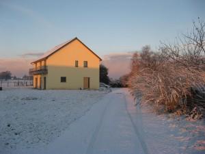 Soleil en hiver - good bye kWh