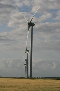 Centrale éolienne Pussay