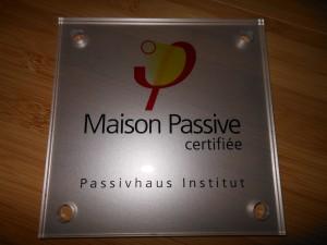 certificat passivhauss