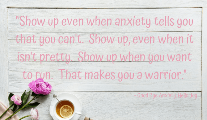 Anxiety can be a beast to fight but with the right tools and effort, you and your child can overcome anxiety and be a warrior.