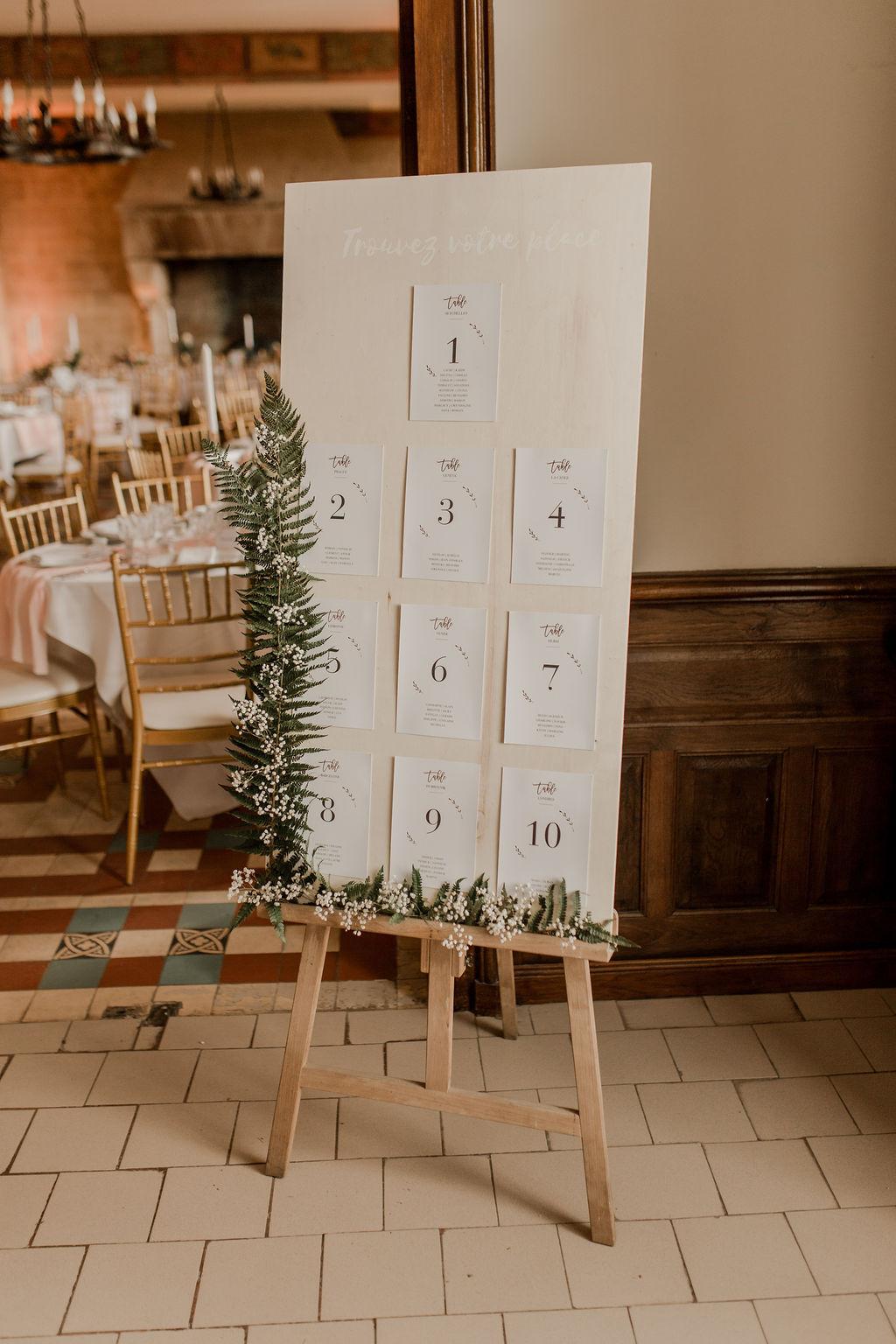 Wedding planner dans la manche