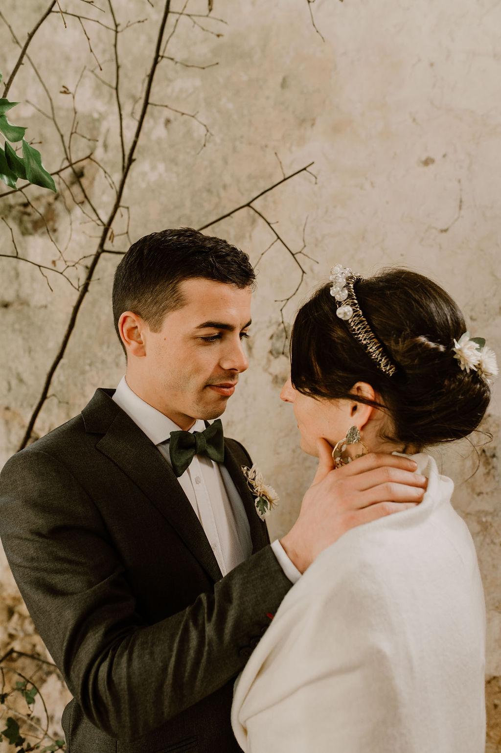 Mariage dans l'Orne