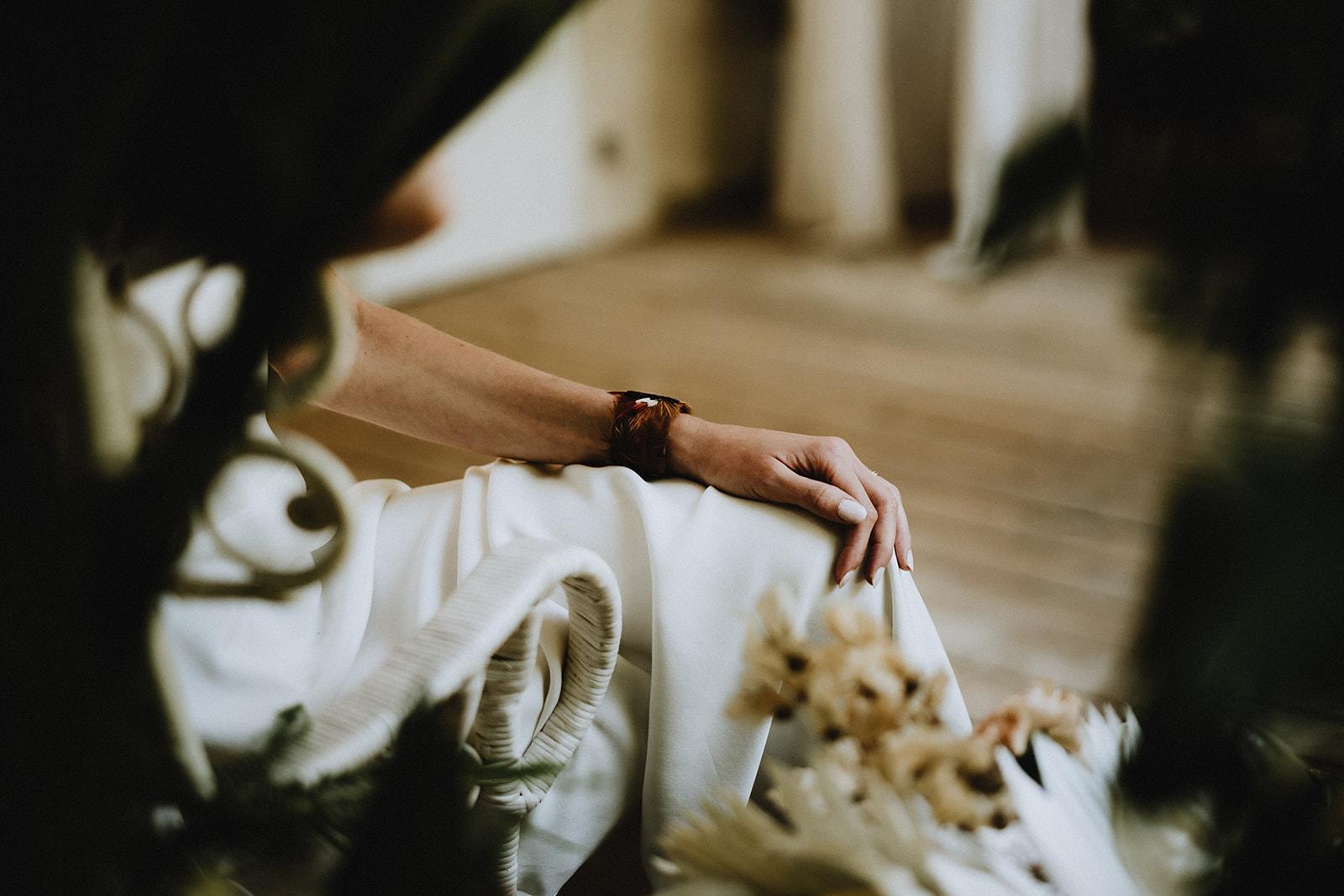mariage moderne à Paris