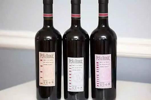 Pena Ridge Wine Sale