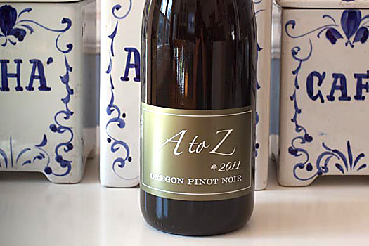 image of A to Z pinot noir
